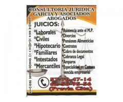 Garcia asociuados abogados